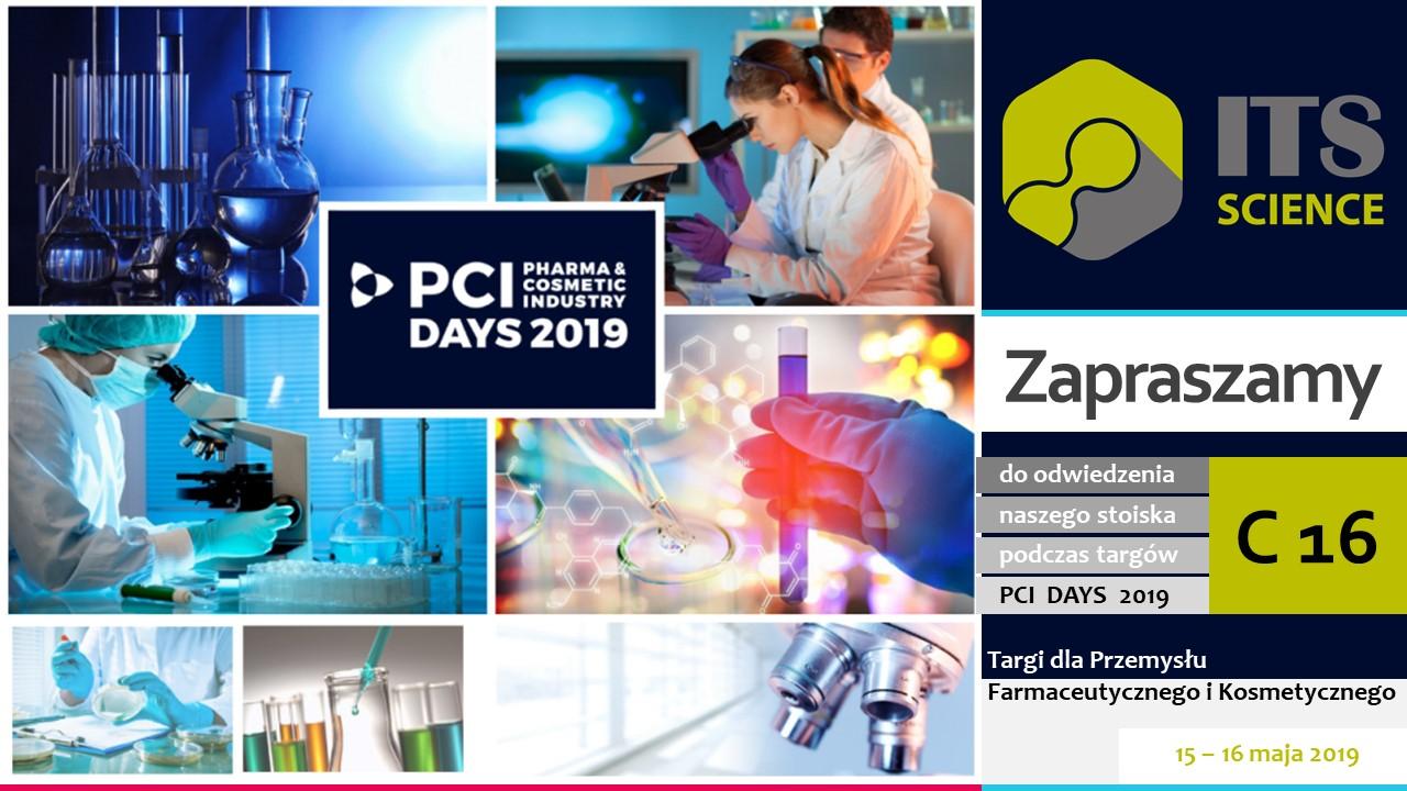 Spotkajmy się na targach PCI DAYS 2019!
